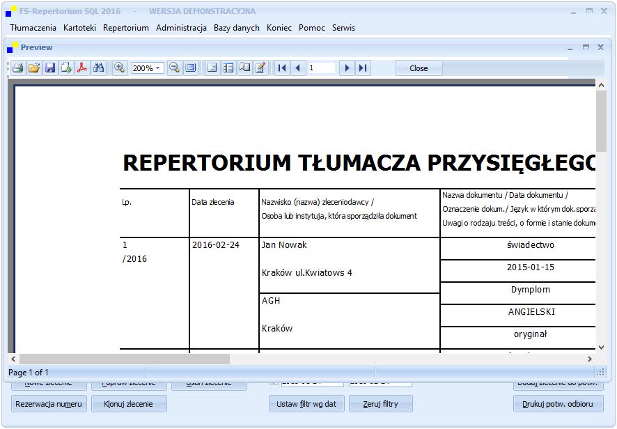 FS-Repertorium SQL