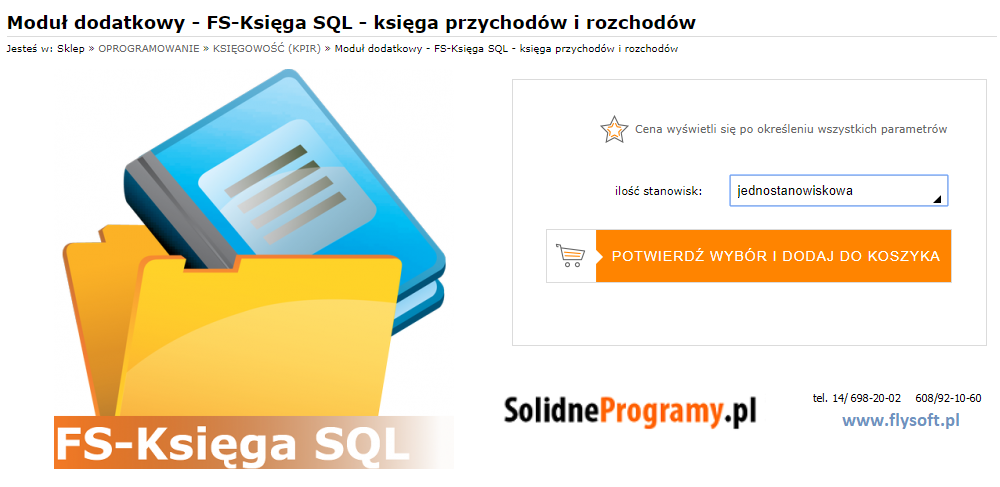 FS-Księga SQL, FlySoft, SolidneProgramy, FlySoft.pl, SolidneProgramy.pl